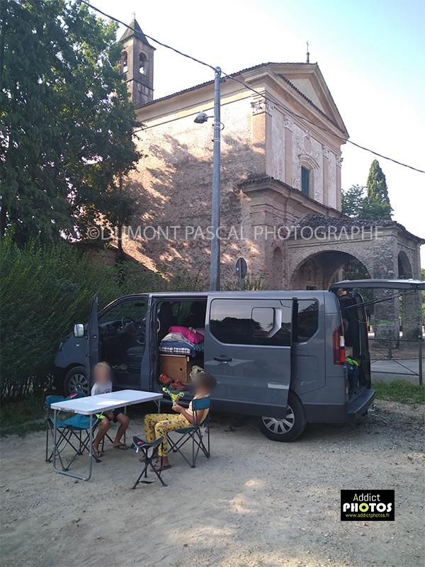 Road Trip d'1 semaine au Lac Majeur Porto ceresio (Lac lugano)